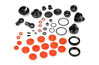 HB Racing V2 Big Bore Shock Shared Part Set (HBS114778)