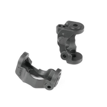 Tekno RC Spindle Carriers (L/R, 18°, LRC, EB/ET410) (TKR7623)