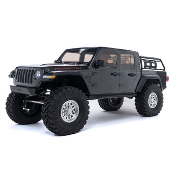 "Axial SCX10 III ""Jeep JT Gladiator"" RTR 4WD Rock Crawler (Grey)"
