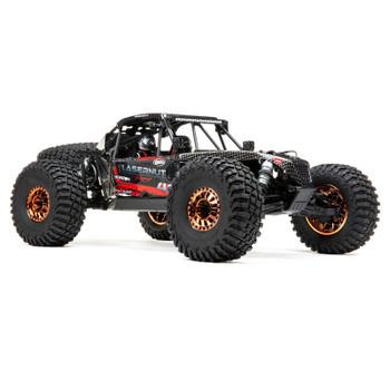 Losi Lasernut U4 1/10 4WD Brushless RTR Rock Racer (Black)