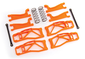 Traxxas WideMaxx Suspension Kit (Orange) (TRA8995T)