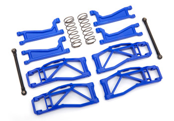 Traxxas WideMaxx Suspension Kit (Blue) (TRA8995X)