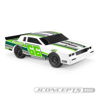 JConcepts 1987 Chevy Monte Carlo - Street Stock Body