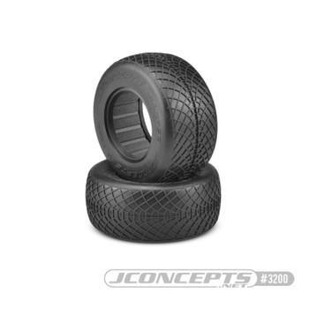 JConcepts Ellipse SCT Tire Fits 3.0x2.2 (Sliver) (JCO3200-06)