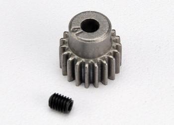 Traxxas 48P Pinion Gear w/Set Screw (3.17mm Bore) (19T) (TRA2419)