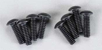 "Custom Works 4-40x3/8"" Button Head Screws (8) (CSW5253)"