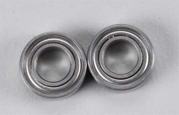 "Custom Works 3/16 x 3/8"" Bearings (2) (CSW1226)"