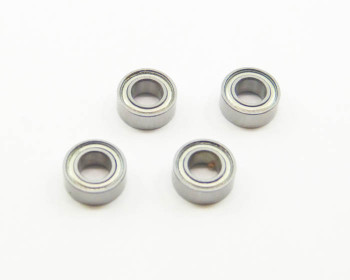 Custom Works 5x10x4mm Bearings (4) (CSW1235)