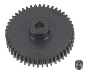 "Robinson Racing ""Aluminum Pro"" 48P Pinion Gear (3.17mm Bore) (47T) (RRP1347)"