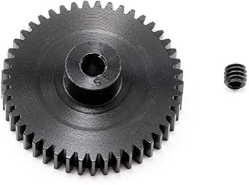 "Robinson Racing ""Aluminum Pro"" 48P Pinion Gear (3.17mm Bore) (45T) (RRP1345)"