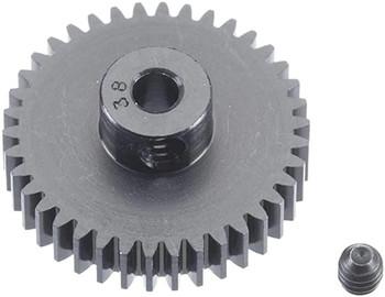 "Robinson Racing ""Aluminum Pro"" 48P Pinion Gear (3.17mm Bore) (38T) (RRP1338)"