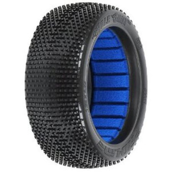 PROLINE Hole Shot 2.0 1/8 Buggy Tires w/Closed Cell Inserts (2) (S3) (PRO9041-203)