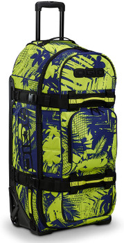 Ogio Rig 9800 Travel Bag (Neon Tropics)