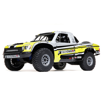 Losi Super Baja Rey SBR 2.0 8S Brushless 1/6 RTR Desert Truck (Brenthel) w/DX3 2.4GHz Radio & Smart ESC
