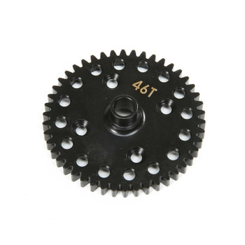 Team Losi Racing 8ight-X Center Diff 46T Spur Gear Lightweight (TLR342021)