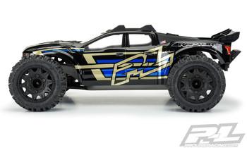 Proline Pre-Cut 2017 Ford F-150 Raptor Clear Body for Rustler 4x4