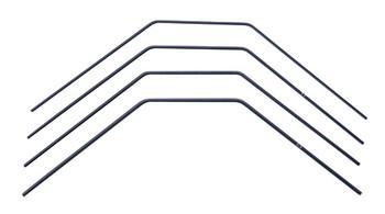 Team Associated RC10B74.1 Anti-Roll Bar Set (1.0-1.3mm)