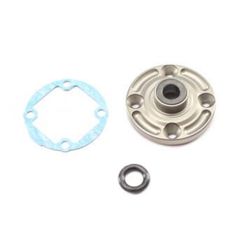 Team Losi Racing Aluminum G2 Gear Differential Cover (TLR332077)