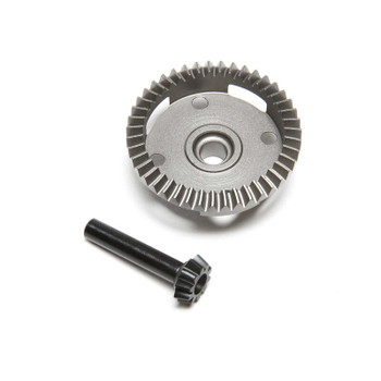Team Losi Racing 8IGHT XT Rear Differential Ring & Pinion Gear