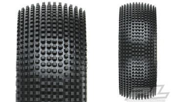 "Pro-Line Fugitive 2.2"" 4WD Buggy Front Tires (2) (M4)"