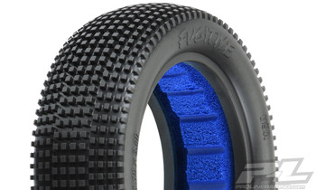 "Pro-Line Fugitive 2.2"" 2WD Buggy Front Tires (2) (M4) (PRO8295-03)"