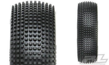 "Pro-Line Fugitive 2.2"" 2WD Buggy Front Tires (2) (M3) (PRO8295-02)"