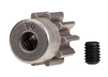 Traxxas 32P Heavy Duty Pinion Gear (10T)