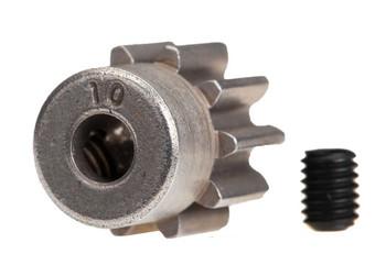 Traxxas 32P Heavy Duty Pinion Gear (10T) (TRA6746)
