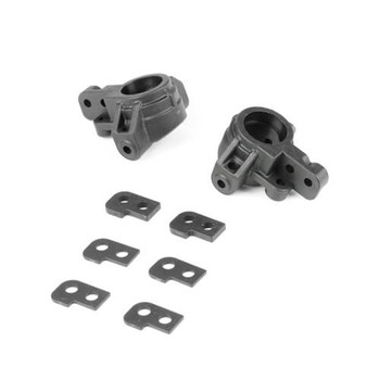 Tekno RC ET410.2 Adjustable Ackermann Spindles (TKR6553X)
