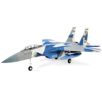 E-flite F-15 Eagle 64mm EDF BNF Basic Electric Ducted Fan Jet (715mm) w/AS3X & SAFE Technology