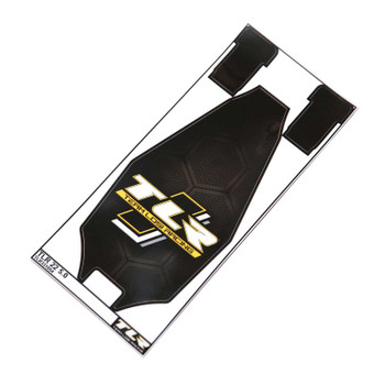Team Losi Racing 22 5.0 Precut Chassis Protective Tape (2)