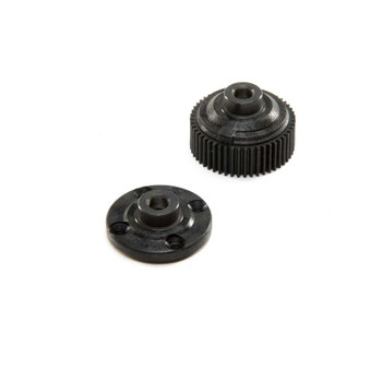 Team Losi Racing G2 Gear Differential Housing & Cap Set