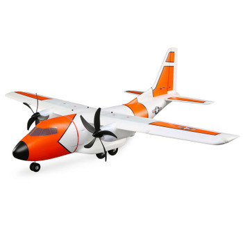 E-flite EC-1500 Twin BNF Basic Electric Cargo Airplane (1524mm) w/AS3X & SAFE Technology