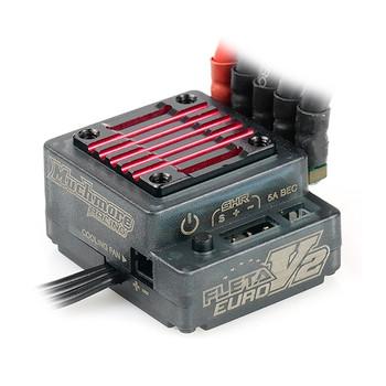 Muchmore FLETA Euro V2 Brushless ESC (Black)