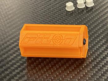 Pilot Pill Chuck (Orange)