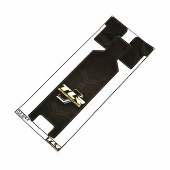 Team Losi Racing 22X-4 Precut Chassis Protective Tape (2)