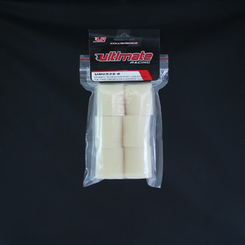 Ultimate Racing Dual-Stage Foam Air Filter (TLR/AE/SRP) (6pc) (UR0532-6)