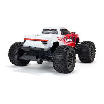 Arrma Granite 4X4 V3 3S BLX 1/10 RTR Brushless 4WD Monster Truck (Red) w/Spektrum SLT3 2.4GHz Radio