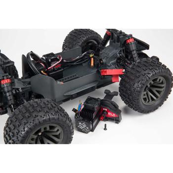 Arrma Granite 4X4 V3 3S BLX 1/10 RTR Brushless 4WD Monster Truck (Green) w/Spektrum SLT3 2.4GHz Radio