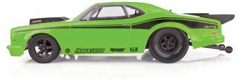 Team Associated DR10 Drag Race Car RTR (Green) (ASC70026)