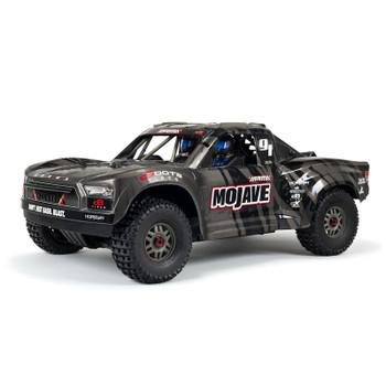 Arrma Mojave 6S EXB Extreme Bash Roller 1/7 4WD Desert Truck (Black)