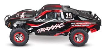 TRAXXAS Slash 1/10 RTR Short Course Truck w/XL-5 ESC, TQ 2.4GHz Radio, Battery & DC Charger - Black