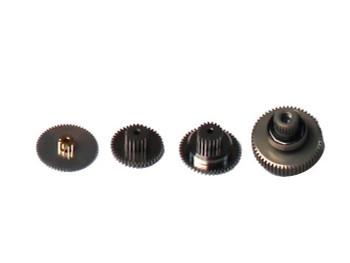 Savox SV1273 Titanium Gear Set w/Bearing (SAV-SG-SV1273TG)