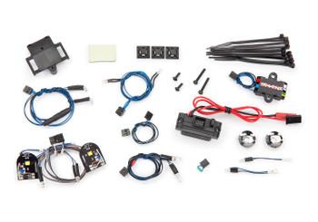 Traxxas LED Light Set w/Power Supply (fits #9111, 9112 body) (TRA8090)