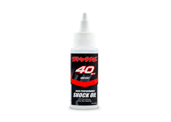 Traxxas High Performance Silicone Shock Oil (40wt/500cst) 60cc