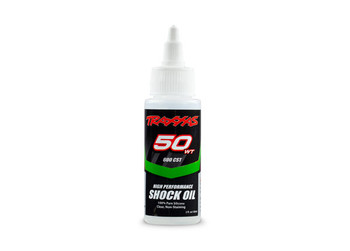 Traxxas High Performance Silicone Shock Oil (50wt/600cst) 60cc