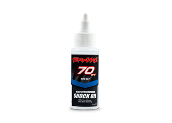 Traxxas High Performance Silicone Shock Oil (70wt/900cst) 60cc (TRA5036)
