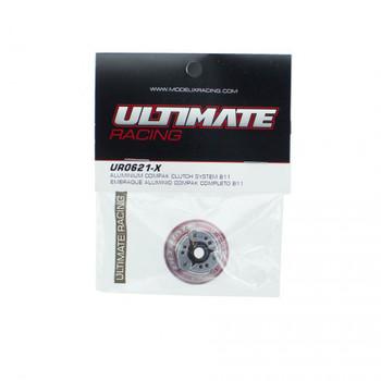 Ultimate Racing Aluminum Compak Clutch System B11