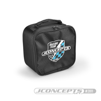 JConcepts Finish Line Shock Oil Bag with Foam Divider