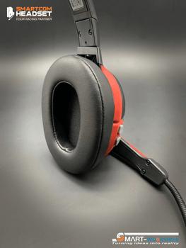 Smart-Com Headset (Standard) (Red)